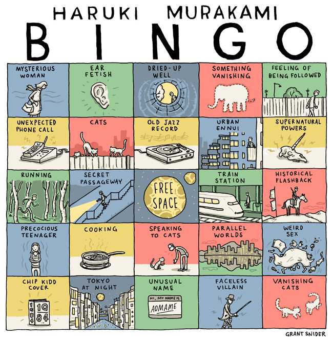 Snider-Murakami-Bingo